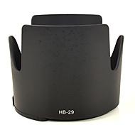 mengs® hb-29 parasol del objetivo forma de pétalos para Nikon 70-200 mm f / 2.8 g-afs ed-si