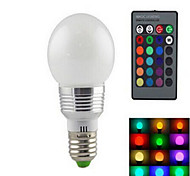 1 pcs  E14 15 W X High Power LED 650-1000 LM  Color-Changing Dimmable Globe Bulbs AC 220 V
