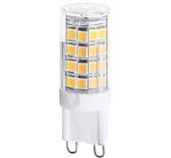 4W G9 LED Mais-Birnen T 51 SMD 2835 350 lm Warmes Weiß / Natürliches Weiß AC 220-240 V 1 Stück