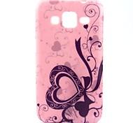 love pink tpu fallsicher Fall für Samsung-Galaxie G360 / g3608 / 3602
