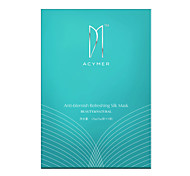 Acymer Anti-Blemish Refreshing Silk Mask Oiliness & Visible Pores/Hydrating/Moisturizing