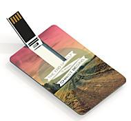 8GB The End Design Card USB Flash Drive
