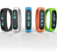 OLED Screen Bluetooth 4.0 Bracelet Waterproof Multifunction Wristband Pedometer