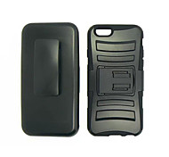 """Hard plastic mixed with silica gel Case Cover For Apple iphone 6 """"4.7"""" Protect"""