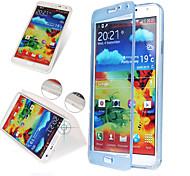 Für Samsung Galaxy Note Staubdicht Hülle Handyhülle für das ganze Handy Hülle Einheitliche Farbe TPU Samsung Note 4