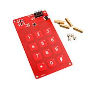 scudo tocco mpr121 12 tasti 12 canali 5v 3.3v per il codice arduino 51