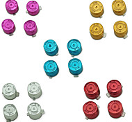 Metal Bullet Buttons for PS4 Controller