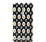 Beautiful Daisies Pattern 0.6mm Ultra-Thin Soft Case for Asus Zenfone 2