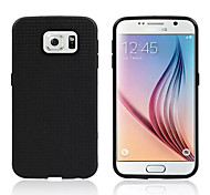 Magic Spider® Cellular Protective Soft Back Case with Screen Protector for Samsung Galaxy S6 (Assorted Colors)