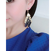 Gold leaf Earrings*1pair