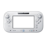 Crystal Jacket Full Case for Nintendo Wii U Gamepad Remote Controller