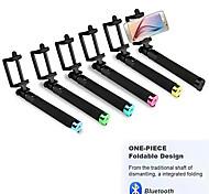 do bluetooth selftimer selfie vara auto-bar prorrogável alavanca de auto zoom monopé handheld para Samsung e iPhone