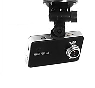 "FHD 1920*1080P 2.7"" TFT Screen with G-sensor Registrator Car DVR K6000 Car Camera Novatek Chipset Car Video Recorder"