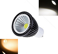 1 pcs ding yao GU10 12W 1X COB 200LM 2800-3500/6000-6500K Warm White/Cool White Spot Lights AC 85-265V
