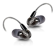 x6 moxpad com microfone durante auscultadores do esporte para telefones fones de ouvido som de isolamento de fones de ouvido para iphone6