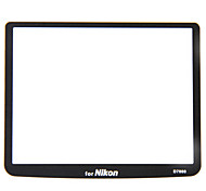 NiceFoto Proof Glass Protection Screen for Nikon D7000 Ultrathin HD Screen Protecting Film Electrostatic Adsorption