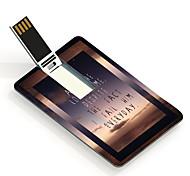 16gb del usb tarjeta de unidad flash diseño mar
