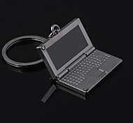 Unisex Alloy Leisure Creative Laptop Key Chain