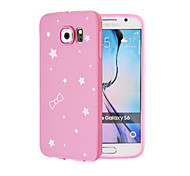 Tpu Stars Sing Soft Shell Cover for Samsung Galaxy S6 (Assorted Colors)