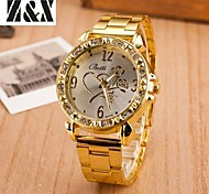 Women's Fashion Diamond Flower Mirror Quartz Analog Steel Belt Watch Cool Watches Unique Watches