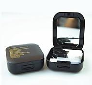 Simple Alphabat Stylish Candy Color Cantact Lens Case (Random Color)