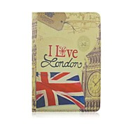 RetroStyle 360° Turnable Union Jack PU Leather Full Body Cases with Stand for iPad Air