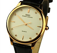 Men's Dress Watch Quartz Analog Water Resistant