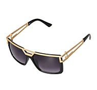 Sunglasses Women's Classic / Fashion Rectangle Black / Leopard Sunglasses Full-Rim