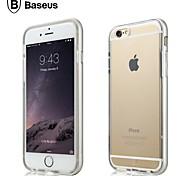 BASEUS TPU&Aluminum Soft Cover for iPhone 6 (Assorted Colors)