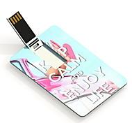 16gb mantener la calma y disfrutar de diseño de la tarjeta USB Flash Drive vida