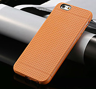 GYM High Quality Silicone Soft Case for iPhone 6 Plus(Assorted Color)
