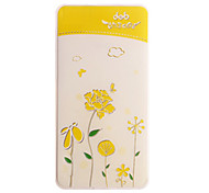 3D Pattern Silica Gel  Back Case for  iPhone6