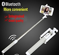 NEW Selfie Extendable Camera Handheld Monopod with Mobile Phone Holder and Bluetooth Remote Shutter for iPhone