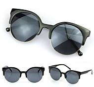 100% UV400 Women's  Mirrored Fashion Sunglasses