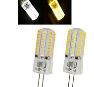 1 pcs  G4 6 W 64LED X SMD 3014 450-600 LM 2800-3500/6000-6500 K Warm White/Cool White Spot Lights AC 220-240 V