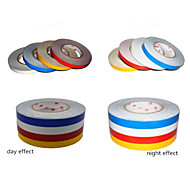 Car Reflective Strip Motorcycle Car Be Light Garland Luminous Stickers Body Decoration Full Reflectors45.7M*1.0CM