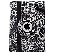 Leopard Print PU Leather 360⁰ Cases/Smart Covers iPad Air (Assorted Colors)