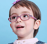 Kids' Oval Eyeglasses with Spring Hinge