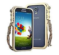 For Samsung Galaxy Case Shockproof Case Bumper Case Armor Metal Samsung S4