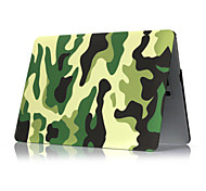 Hard Plastic Camo Protective Case for Macbook 12'' inch