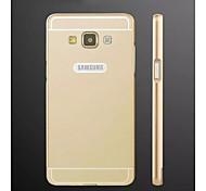 Special Design Metal Back Cover for Samsung Galaxy E7