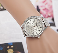 Women's Watches The Fashion Trend Of Alloy Steel Watch with Swiss Quartz Cool Watches Unique Watches