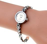 watch strass quadrante rotondo moda femminile (colori assortiti)