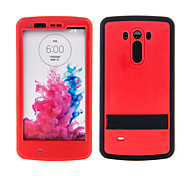 Waterproof and Gorilla Glass Stand Case for LG G3 (Assorted Colors)