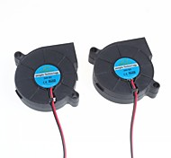 5 см вентилятор / увлажнитель центробежный вентилятор (2шт)