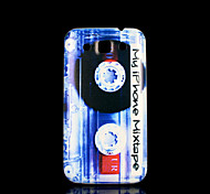Tape Pattern Cover fo Samsung Galaxy Win I8552 Case