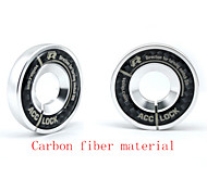 Carbon Fiber Aluminum Ignition Keyhole Decorative Ring for VW Lavida Golf 6CC Audi A4A6A6LA8