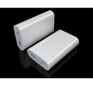 7800mAh USB Port Power Bank Extermal Battery YC-YDA7 for Iphone 6/6 plus/4/5/5S/Samsung S4/S5/LG/HTC/Micro USB Devices