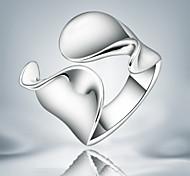 Женский Классические кольца Кристалл Кисточки Мода бижутерия Стерлинговое серебро Бижутерия Назначение Свадьба Для вечеринок Повседневные