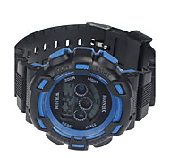 Men's Casual Digital Silicone Sport Watch(Assorted Colors)